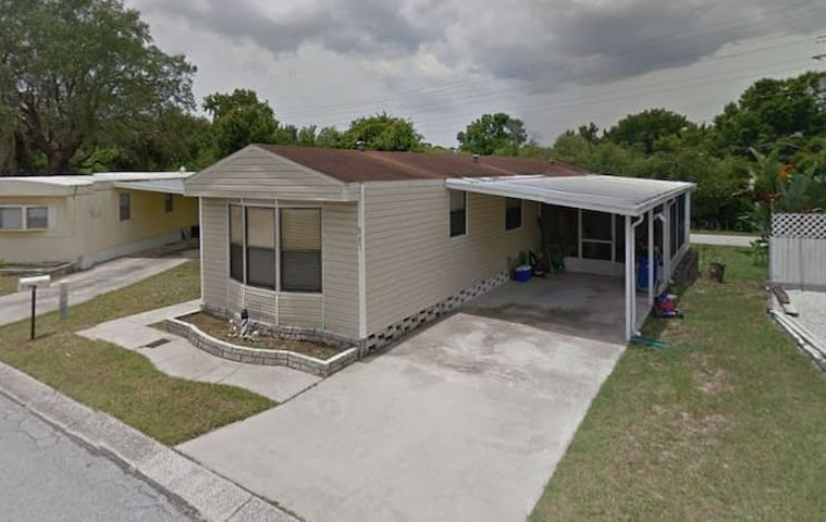 Mobile Home Tarpon Springs Florida