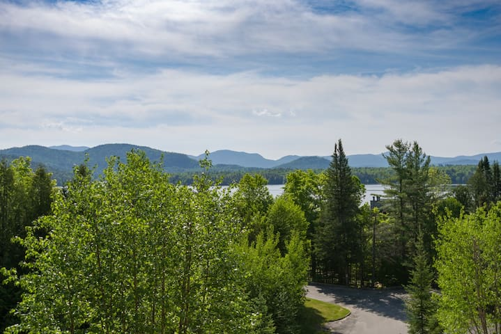 Brookhill 41: stunning views, at Whiteface Club!