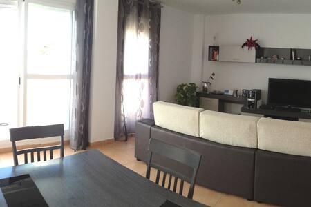 Piso lleno de luz para estancias d verano en Conil - Conil de la Frontera - Apartament