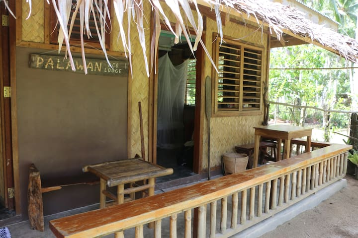 All Incl. Palawan Ecolodge Studio