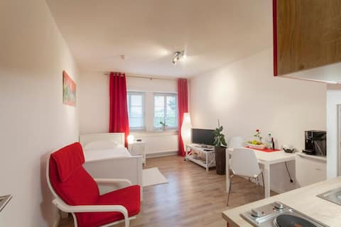Apartment with kitchen, wifi and private entrance