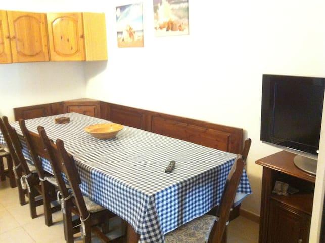 Affitasi casa a 300 mt dal mare - Torre San Gennaro - บ้าน