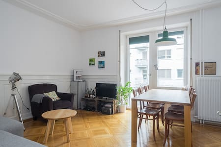 Stylish flat in good, upbeat location. - Zürich