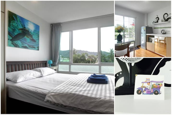 Beachy & Cosy One Bedroom Condo - Kathu - Condominium