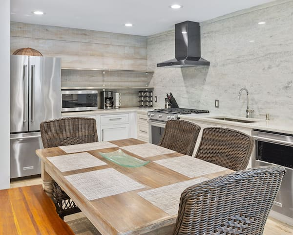 4 ALDER LANE - EXCEPTIONAL 3 BR/2 BATH LUXURY HOME STEPS FROM THE BEACH!