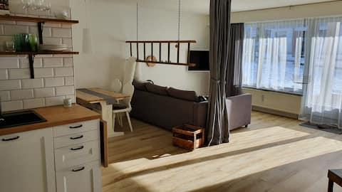 tiny apartment Auerhahn 1 Mörlialp