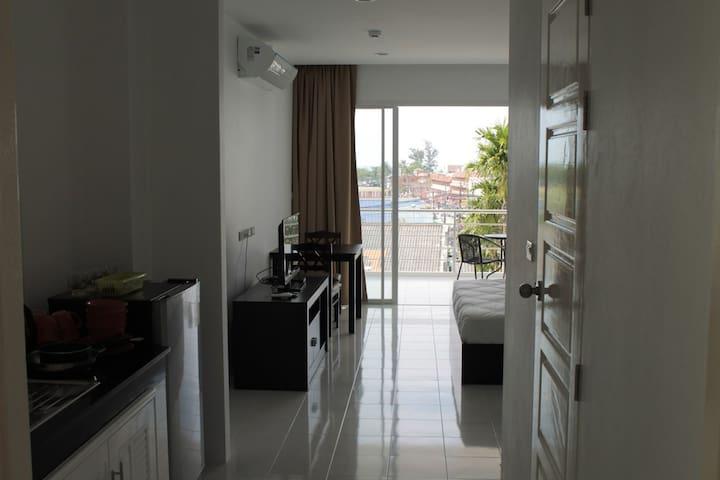 Apartment studio 1