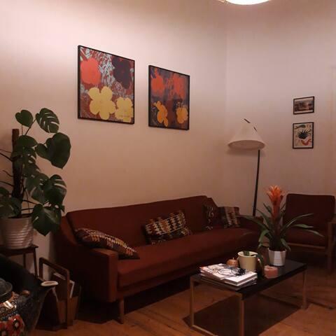 Charming Frankfurt apartment