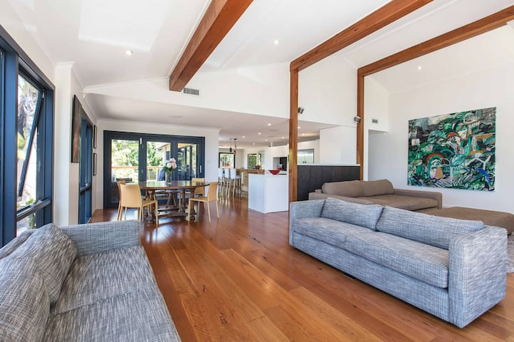 Large peaceful family home - Narrabeen Lakes - Narrabeen - Casa