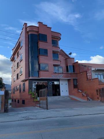 Hermoso penthouse en Cuenca.