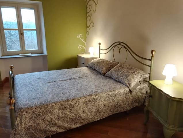 Green Room - B&B Al Bricco di Cantarana d'ASTI