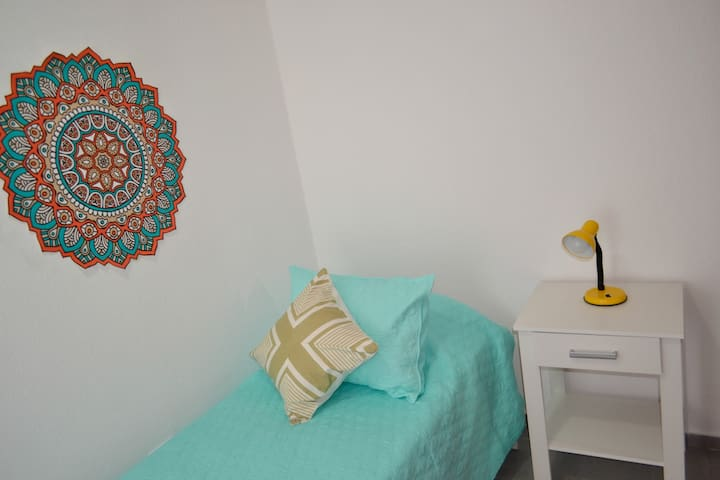 Central and modern single room! - Córdoba