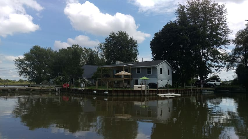 Huron River House