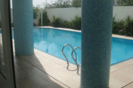 Apartment - 300 m from the beach - Hiboun