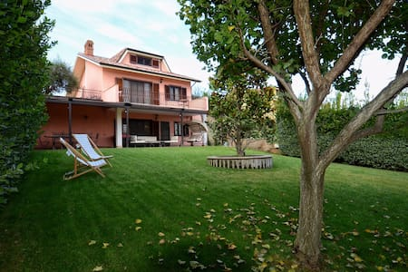 Villa CountryRome - Riano