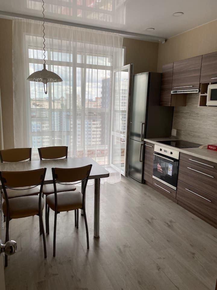 Новая квартира в элитном ЖК Холмогоровсий