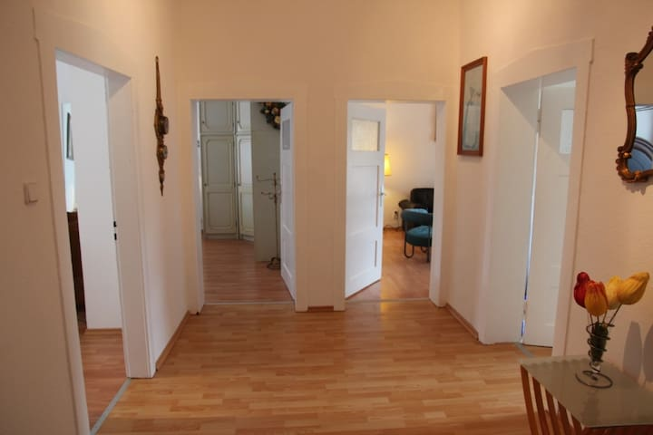 Beautiful apartment (120m2), 3,5 rooms+balkony