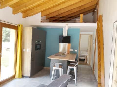 Appartement à Valcenis Bramans dans maison indiv