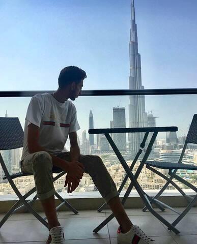 Stay in the heart of Dubai near Burj Khalifa