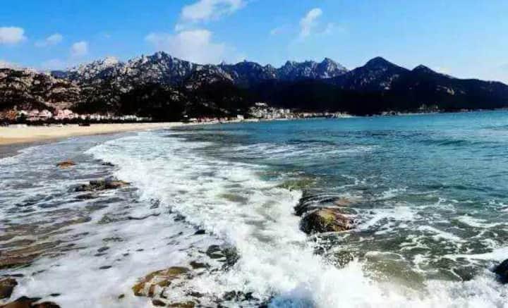 『优海隆』民宿之套三 每间客房看海看山看日出 距沙滩300米 沙滩游泳 漫步 烤肉 轰趴
