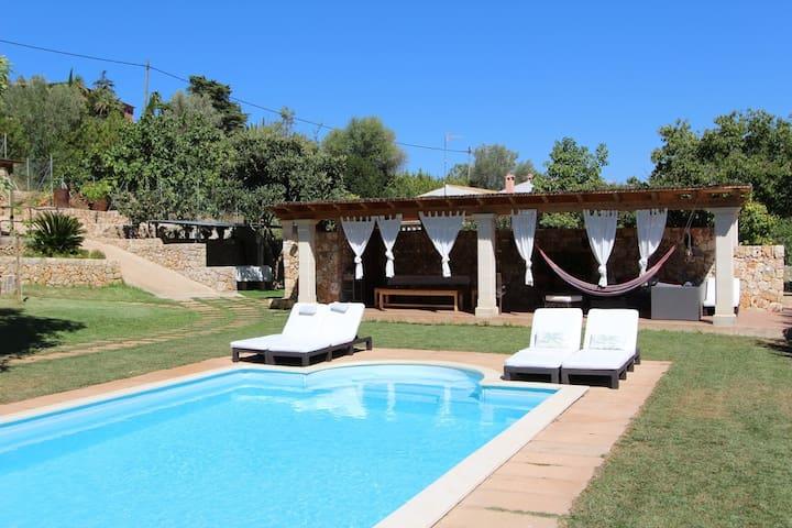 Villa entre montañas ideal familias