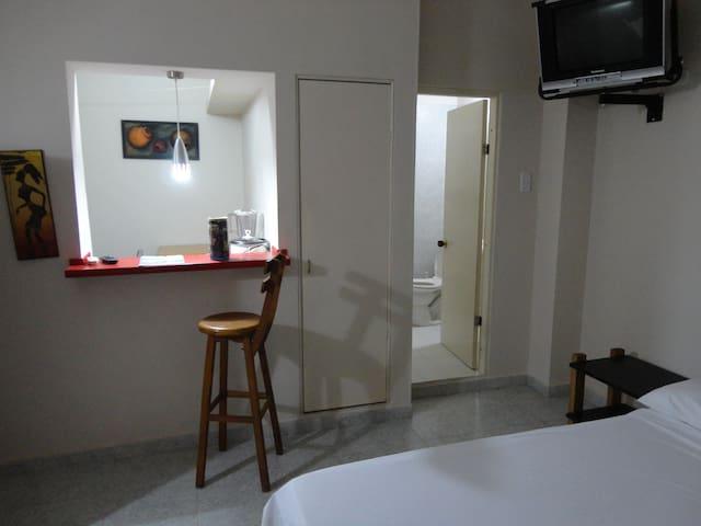 Habitaciones amobladas independientes baño privado - Cartagena - Timeshare (propriedade compartilhada)