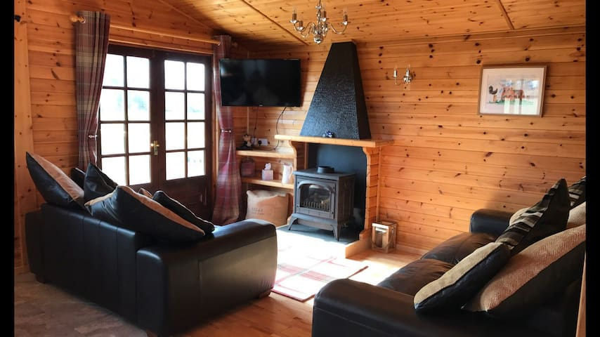 Balnagall Lodges, No.4, 3 miles from Tain, NC500