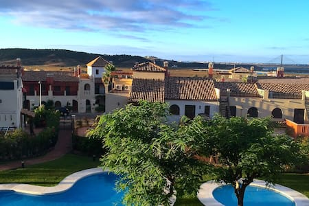 GAME Village, Nice and spacious townhouse, 3 rooms - Ayamonte - Townhouse