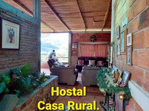 HOSTAL CASA RURAL, LA VIDA DEL CAMPO EN NICARAGUA.