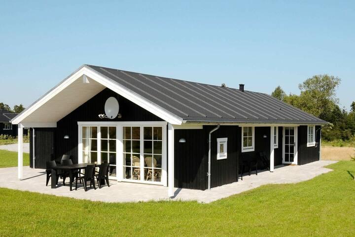 Modern Holiday Home in Glesborg near the Sea