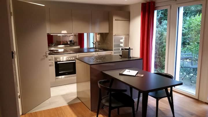 Luxury Flat ideally situated between Bern & Muri