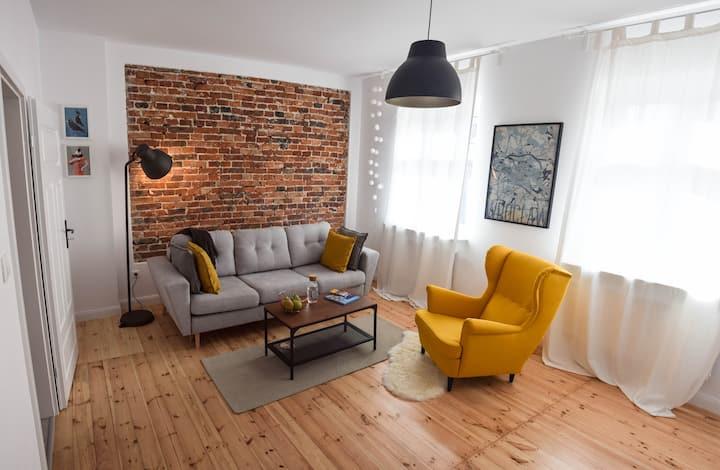 Apartament CityBrejk Hubska Wrocław