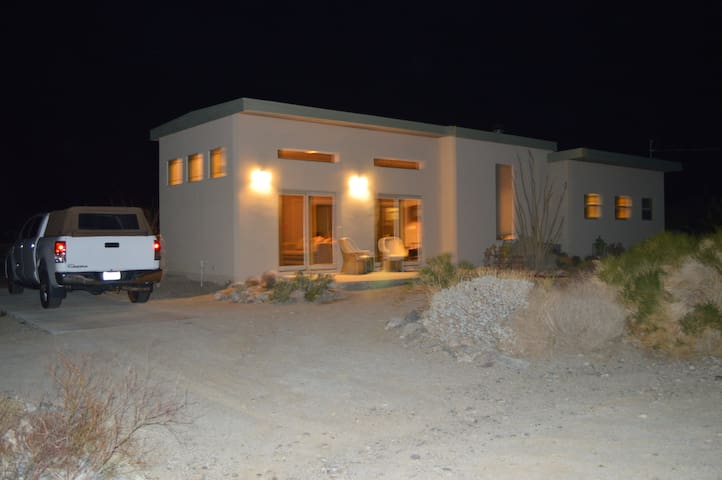 The Ranch in Borrego...aka The Camp - Borrego Springs - House
