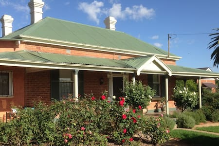 Grantham House B&B Canowindra NSW - Canowindra - Bed & Breakfast