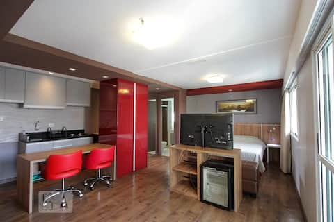 Apartamento charmoso, decorado e pronto para morar