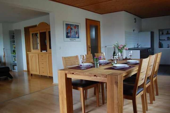 Ferienwohnung Matzenmiller, (Wilhelmsdorf), Ferienwohnung 85qm, 2 Schlafzimer, max. 4 Personen