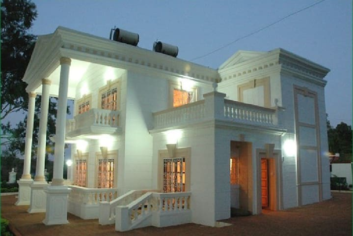 White house 2 BHK
