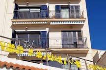 LILI LOFT, 1re ligne, balcon, VUE sur mer direct