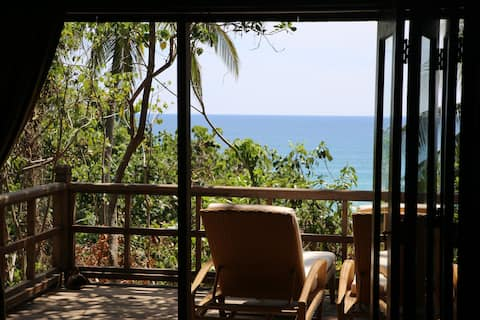 Rustic Chic & Private Jungle Stay at Tip of Borneo