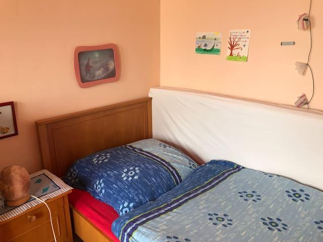 Kinderzimmer gemütlich