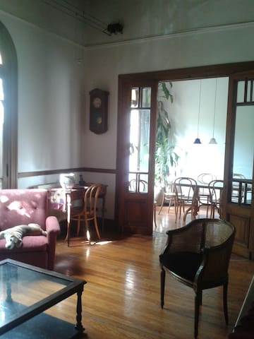 Big charming house in the heart of Palermo Soho - Buenos Aires - Maison