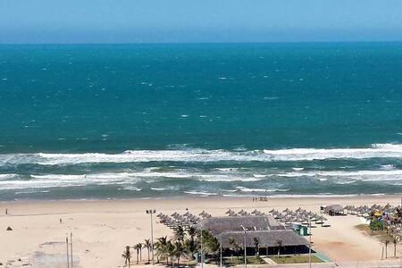 Apt Praia do Futuro c/ linda vista  mar VP1603 T3