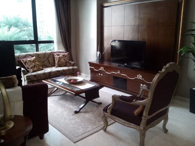 A luxury Condo at  Kuningan Central Business Area