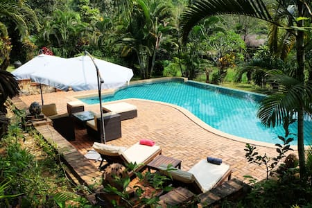 Hillside - Nature Lifestyle Lodge - Luang Prabang