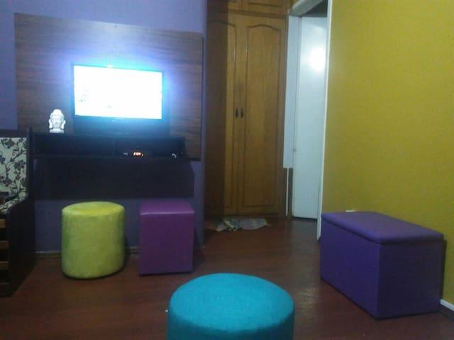 Quarto apto Zona Sul - Porto Alegre - Apartment