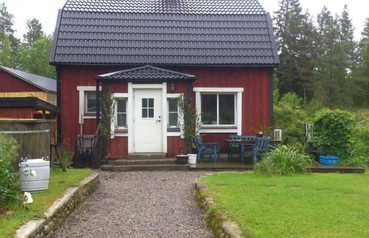 Källängen Huvudbyggnad nära Herräng Dance Camp - Herräng
