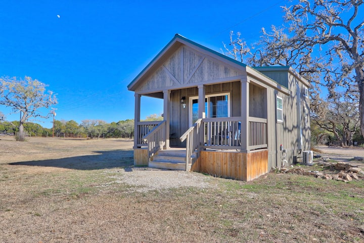 The Ranch at Wimberley- Cypress Creek Cabin