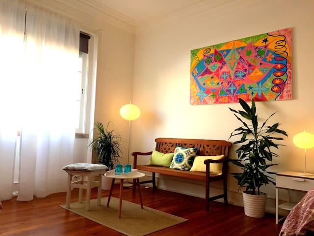 Lisbonera Guesthouse - Marquês de Pombal Room