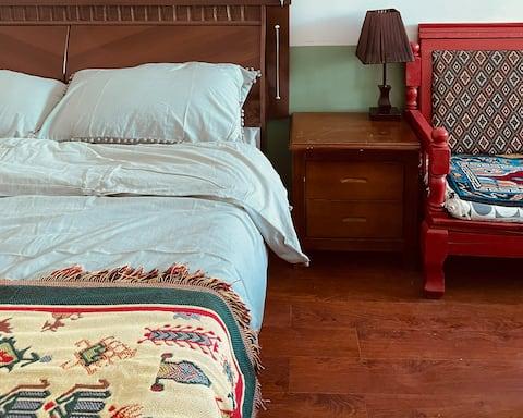 清新藏式大床房