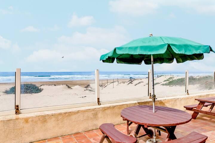 Oceanfront Home w/ Direct Beach Access